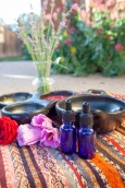 Hidden Bloom skincare by Rowan Tree Wellness in Santa Fe New Mexico